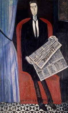 hermitage-derain-portrait-of-a-man-with-a-newspaper