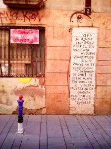 Folk epistemology en Pilon's street