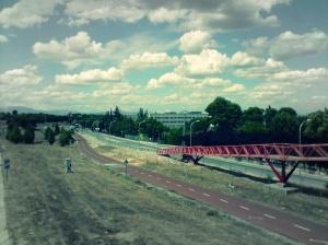 Carretera de Colmenar Viejo, km. 13,800