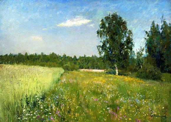 Isaak Levitan - Summer