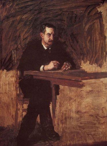 Thomas Eakins 1886 - Portrait of Professor William D. marks