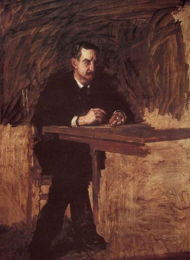 Thomas Eakins 1886 - Portrait of Professor William D. marks