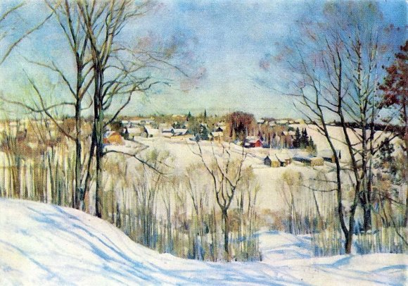 Yuon - The Winter Day
